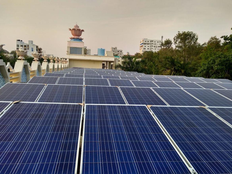 Sri Satya Sai Trust 1.04 MW (Puttaparthi – Andhra Pradesh)